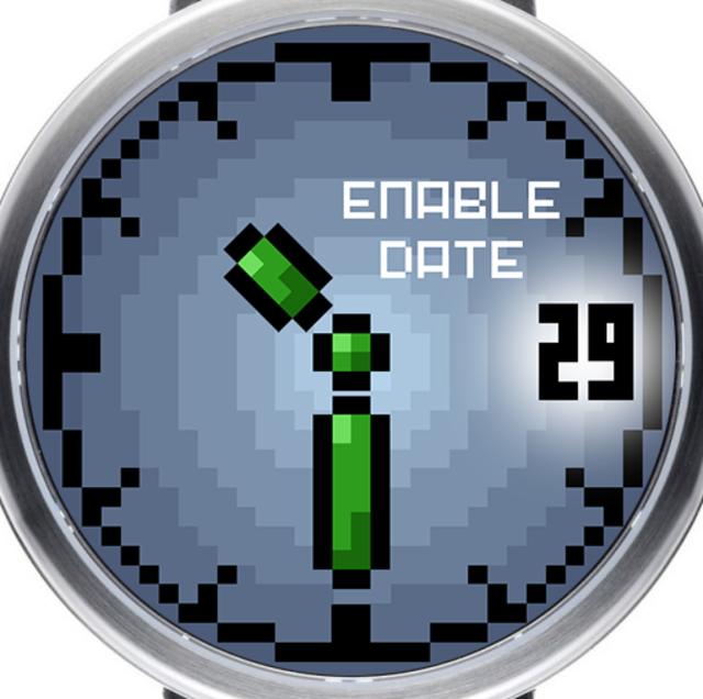 Aarieer Pixel Art Watch Face screenshot 4