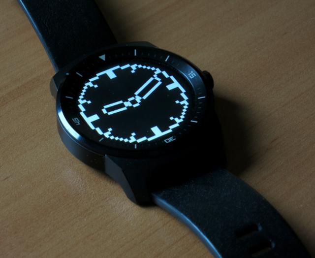 Aarieer Pixel Art Watch Face screenshot 6