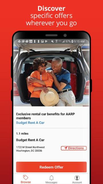 AARP Member Benefits screenshot 2