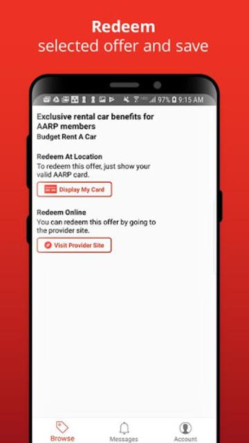AARP Member Benefits screenshot 3