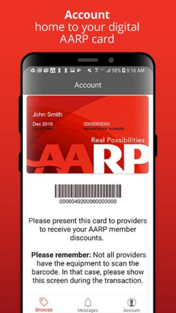 AARP Member Benefits screenshot 4