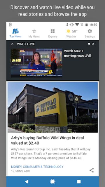 ABC11 Raleigh-Durham screenshot 5
