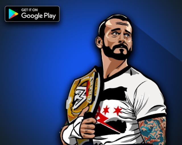 CM Punk - Piano Tiles screenshot 3