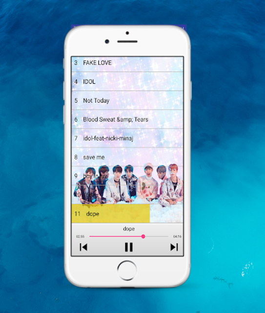 BTS SONGS 2019 (without internet) screenshot 3