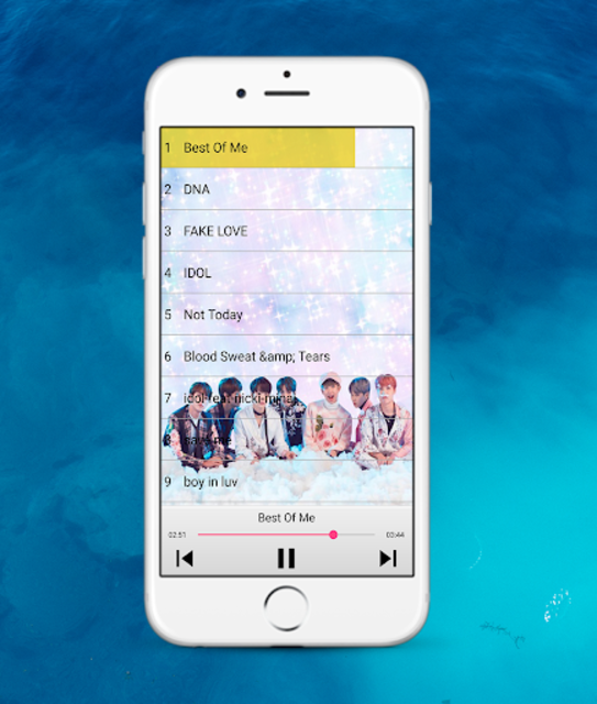 BTS SONGS 2019 (without internet) screenshot 4