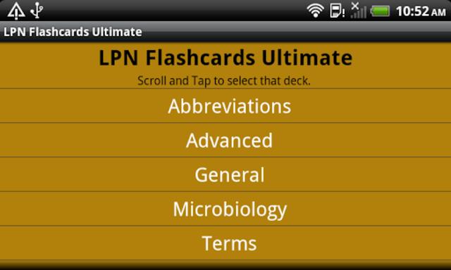 LPN Flashcards Ultimate screenshot 4