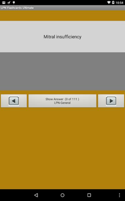 LPN Flashcards Ultimate screenshot 6