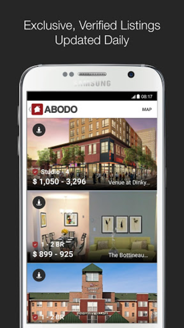 Apartments for Rent by ABODO screenshot 2