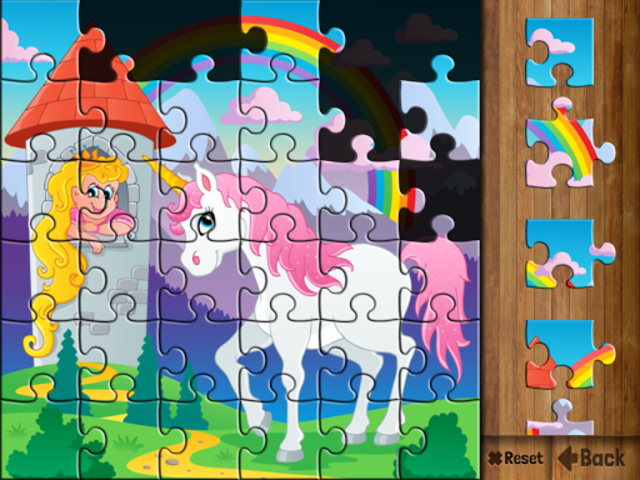 Kids' Puzzles screenshot 2