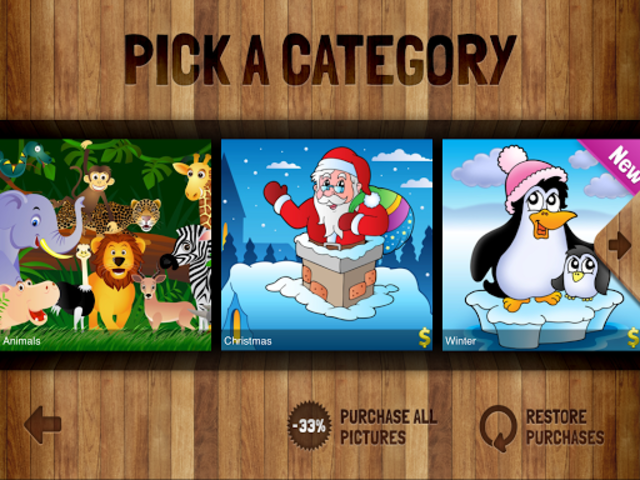 Kids' Puzzles screenshot 4