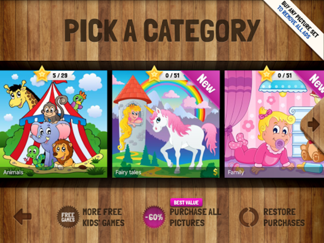Kids' Puzzles screenshot 5