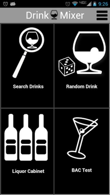 Drink Mixer FREE drink recipes screenshot 5