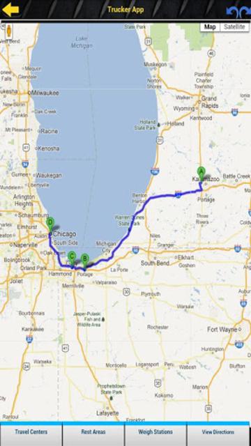 Trucker App & GPS for Truckers screenshot 4