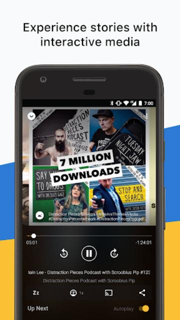 Acast - Podcast Player screenshot 5