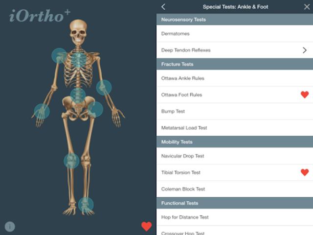 iOrtho+® screenshot 6