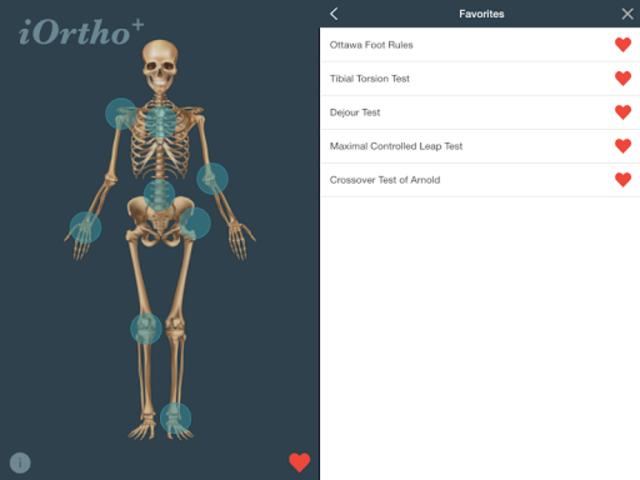 iOrtho+® screenshot 8