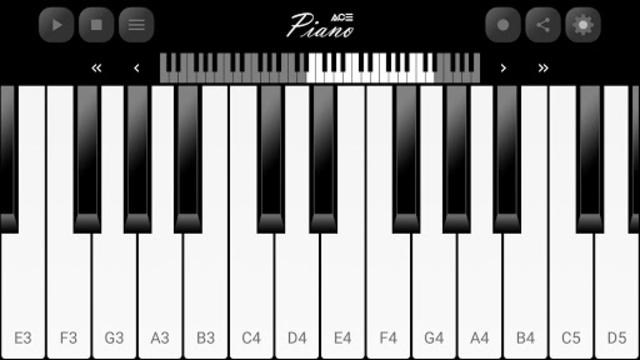 Ace Piano screenshot 3