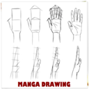 Icon for Learn How to Draw Manga Tutorial