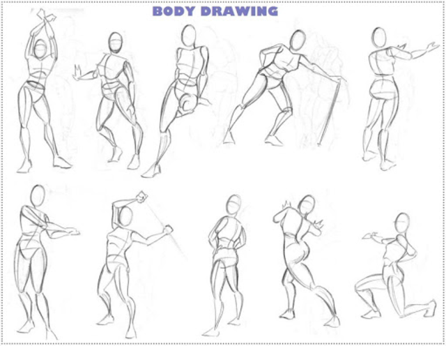 Learn How to Draw Manga Tutorial screenshot 3
