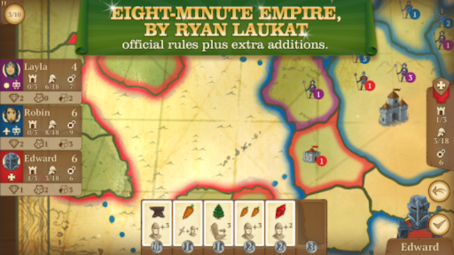 Eight-Minute Empire screenshot 2
