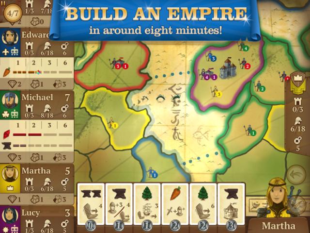 Eight-Minute Empire screenshot 6