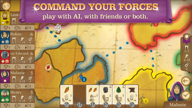 Eight-Minute Empire screenshot 14