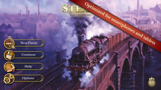 Steam: Rails to Riches screenshot 3