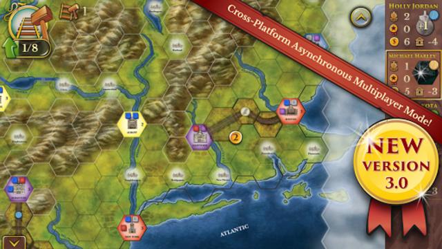 Steam: Rails to Riches screenshot 1
