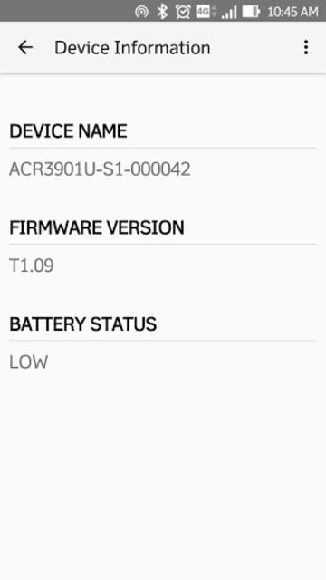 ACS SmartAccess screenshot 4