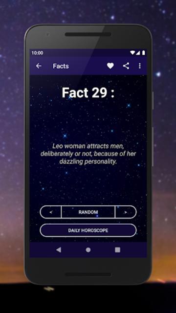 Leo ♌ Daily Horoscope 2019 screenshot 5