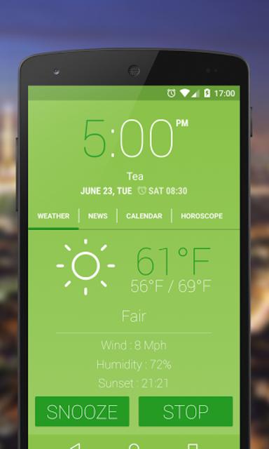 WakeVoice - vocal alarm clock screenshot 3