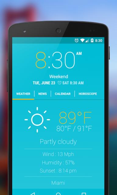 WakeVoice - vocal alarm clock screenshot 6