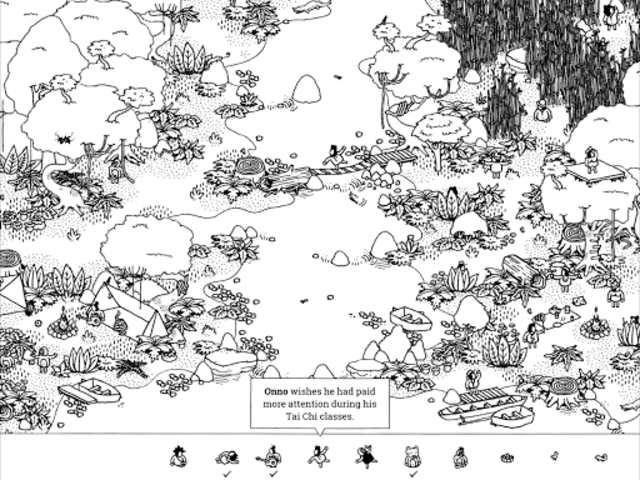 Hidden Folks screenshot 9