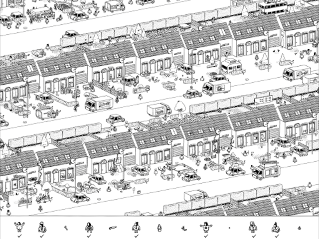 Hidden Folks screenshot 10