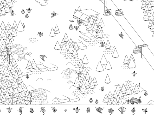Hidden Folks screenshot 13