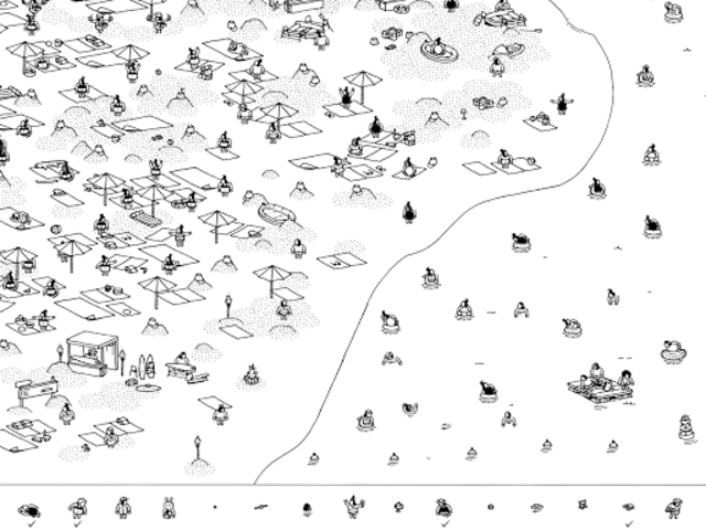 Hidden Folks screenshot 14