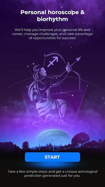 Sagittarius Personal Horoscope screenshot 1