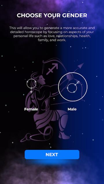 Sagittarius Personal Horoscope screenshot 2
