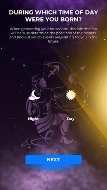 Sagittarius Personal Horoscope screenshot 3