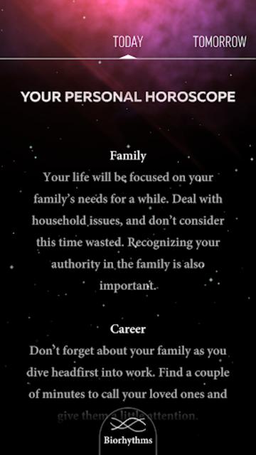 Sagittarius Personal Horoscope screenshot 5