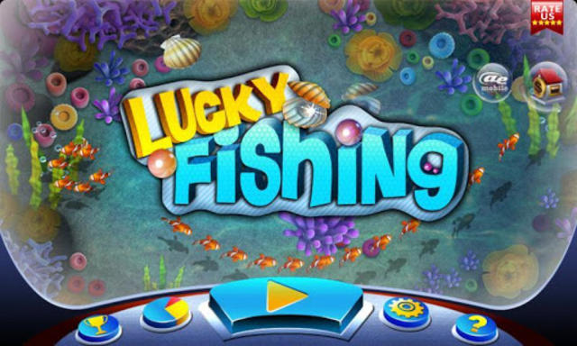 AE Lucky Fishing screenshot 1