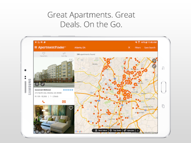 Apartment Finder screenshot 11