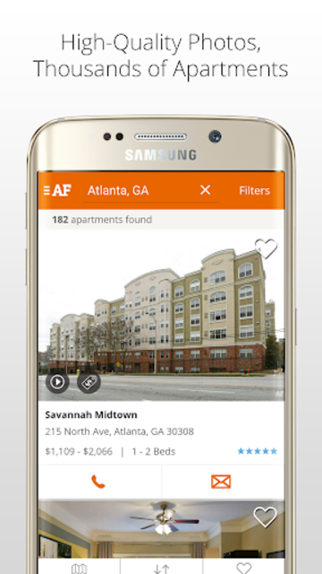 Apartment Finder screenshot 2