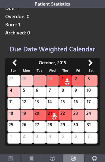 Prenatal Patient Tracker screenshot 12