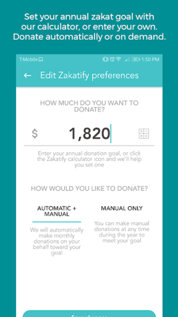 Zakatify: Support, donate & give to charity screenshot 4