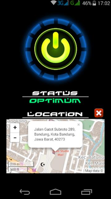 Driver Assistant (untuk Gojek - Grab Driver) screenshot 4