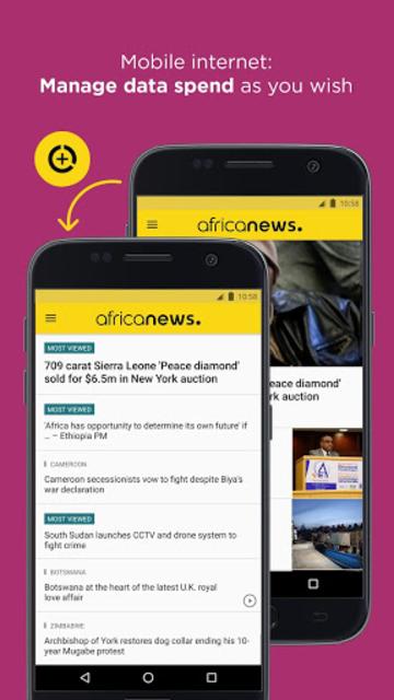 Africanews - Daily & Breaking News in Africa screenshot 3