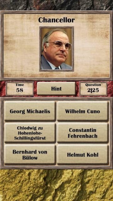 Germany - Quiz Game screenshot 8