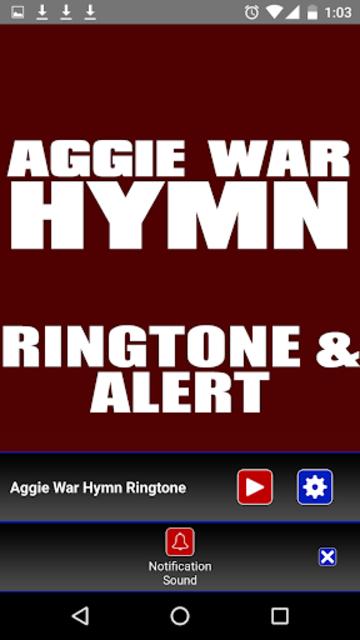 Aggie War Hymn Ringtone screenshot 4