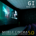 Icon for Mobile Cinema 5.0 (Demo of asset)